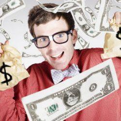 печалба пари